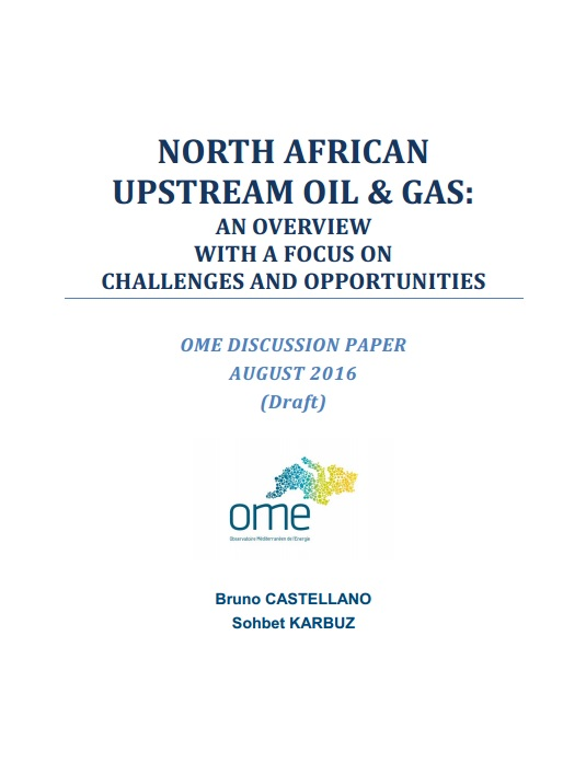 North African Upstream Oil & Gas, August 2016