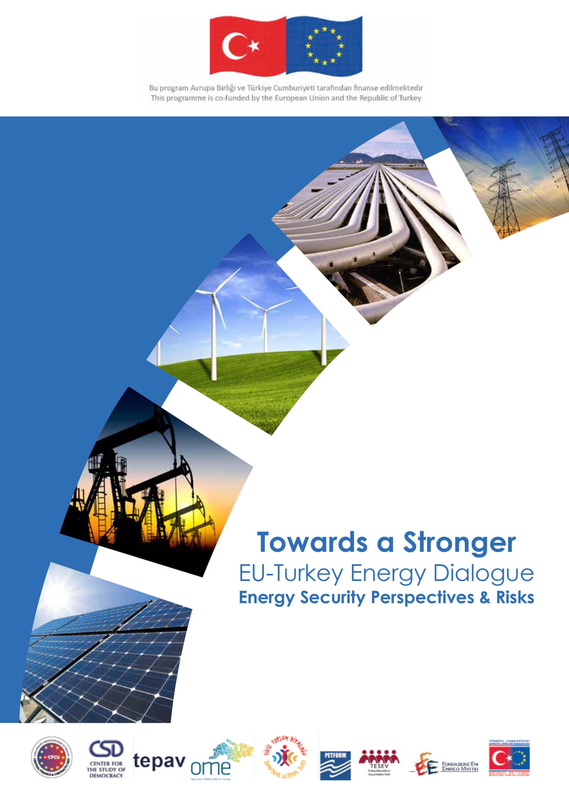 Towards a Stronger EU-Turkey Energy Dialogue, 2017