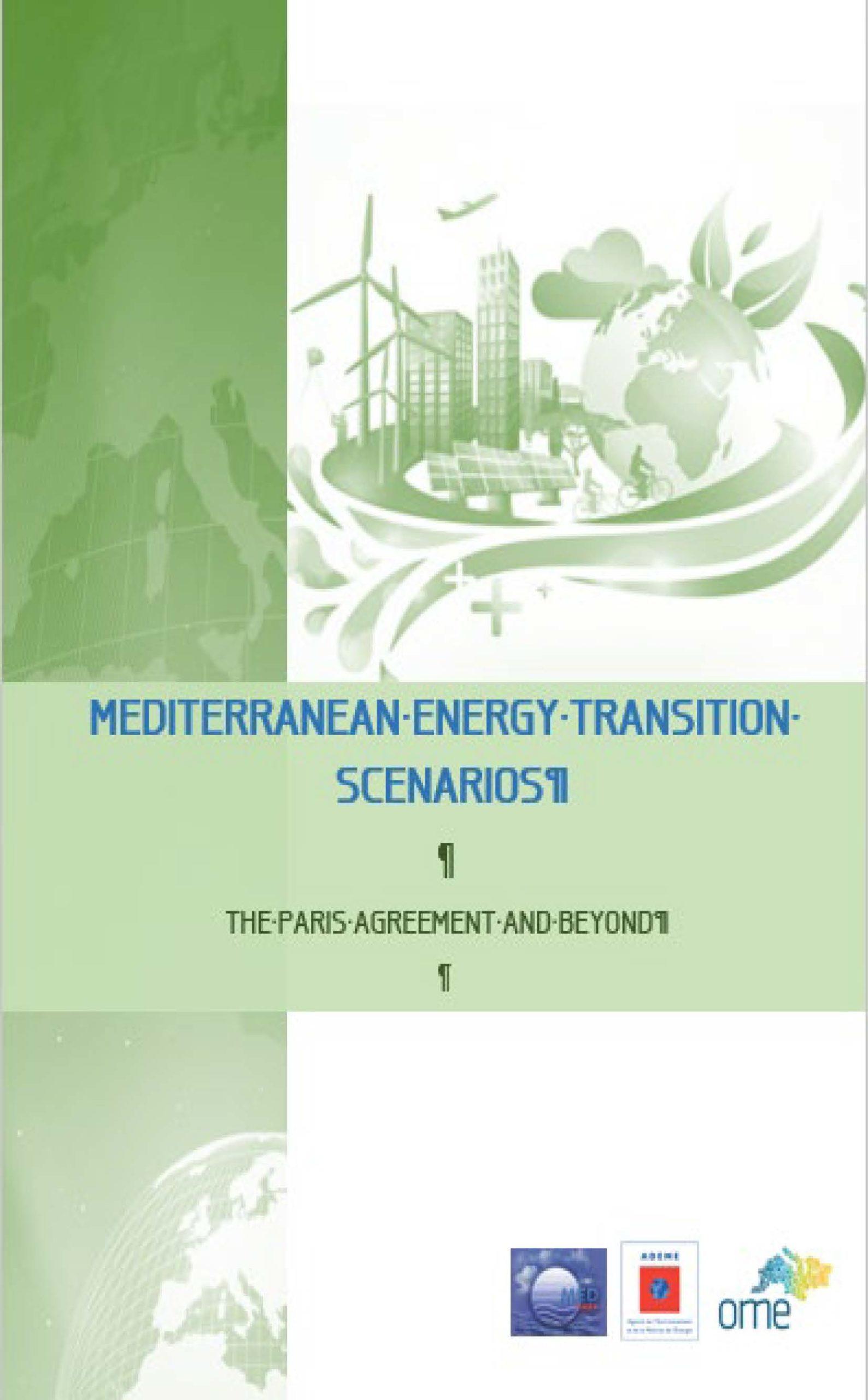 Mediterranean Energy Transition Scenarios, 2017