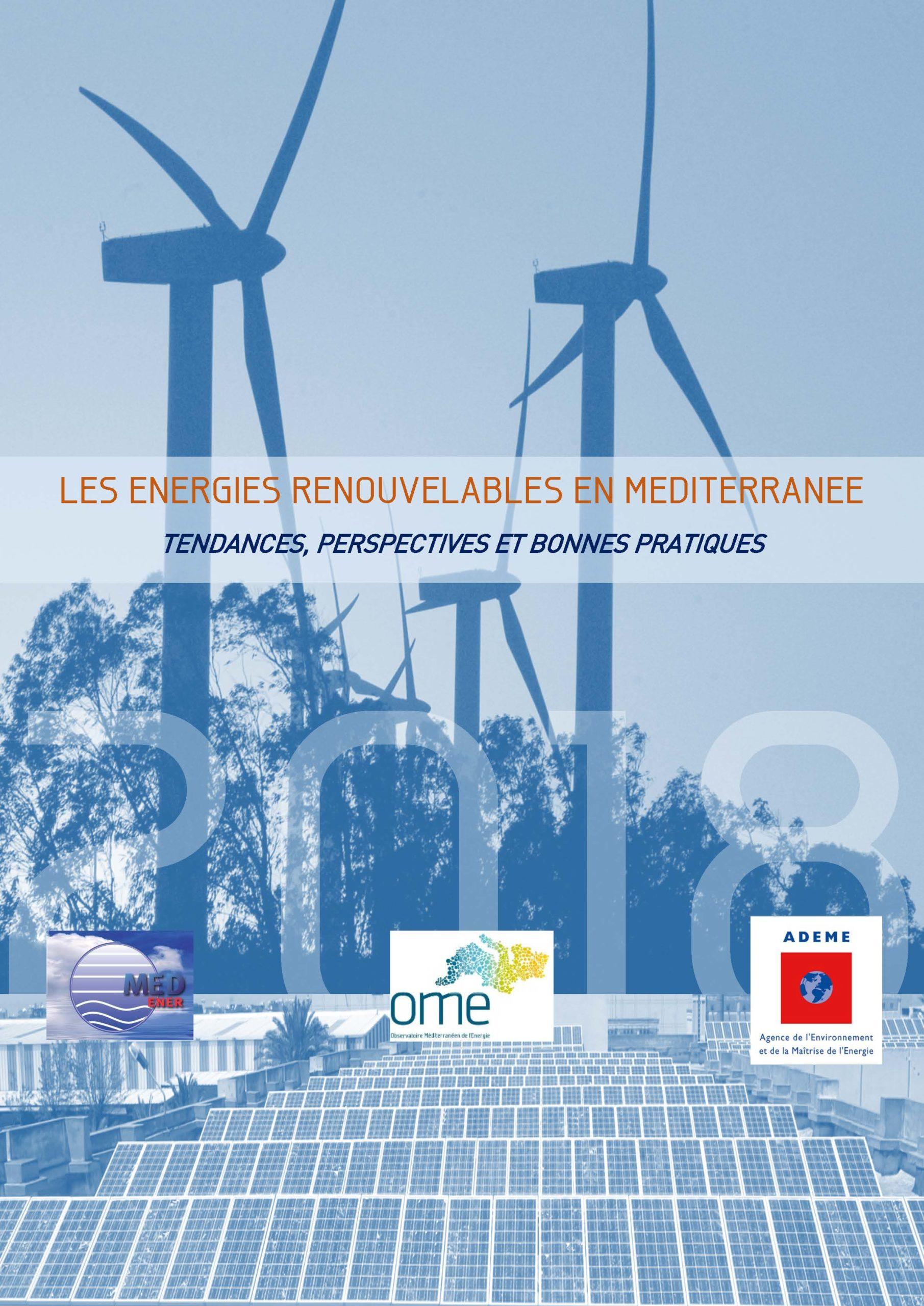 Renewable Energy in the Mediterranean, 2018